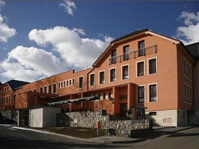 Hotel Dělnický dům v Odrách