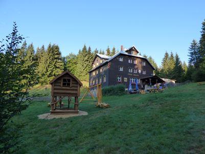 Turistická chata Skalka
