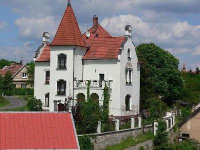 Villa Liduška Bechyně
