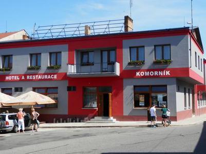 Hotel Komorník