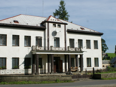 Město Šluknov - Ubytovna MěÚ Šluknov