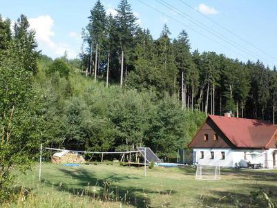 Pěkná chata