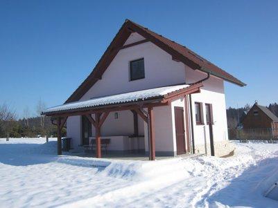 Grejdyho chata - Ing. Zdeňka Šabartová