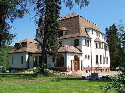 Villa Mladé Buky