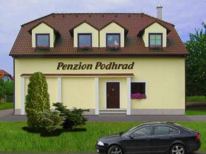 Penzion Podhrad