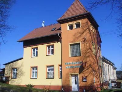 Penzion Sokolovna Krásná