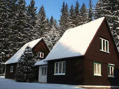 Chata u Medvědína