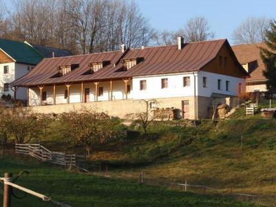 Chata Opatství