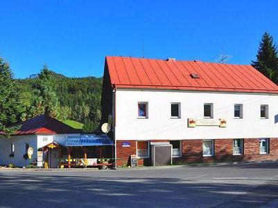 Hospůdka Na Růžku- Ubytování v soukromí Horní Lipov&aacut