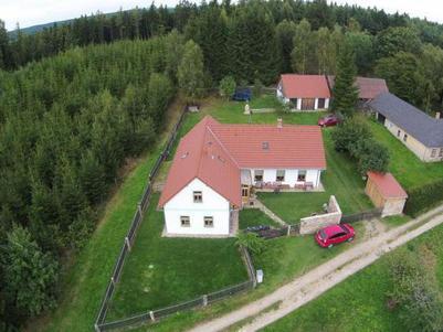 Ubytování Česká Kanada - Šmikmátor