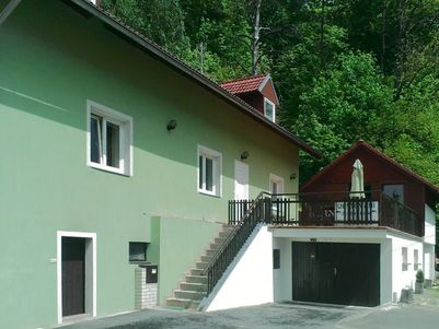 Apartmány Zelený dům