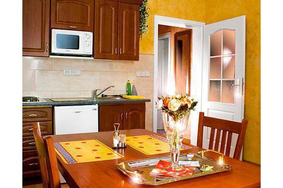 Apartmány a ubytování Vila Barbora foto 7