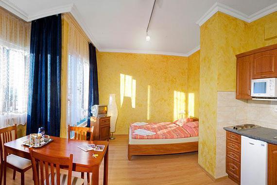 Apartmány a ubytování Vila Barbora foto 3
