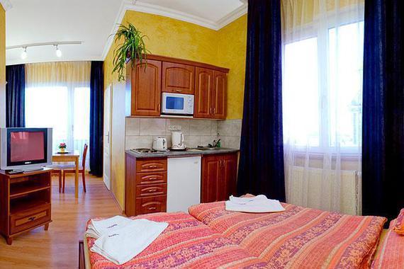Apartmány a ubytování Vila Barbora foto 4