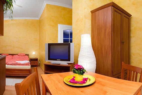 Apartmány a ubytování Vila Barbora foto 2