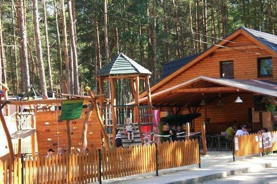 Chatová osada Jachta u Máchova jezera foto 6