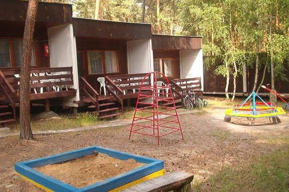 Chatová osada Jachta u Máchova jezera foto 2