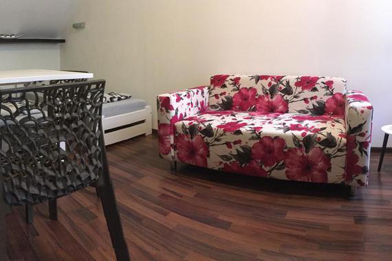 Pokoj č. 4 - oddělené postele