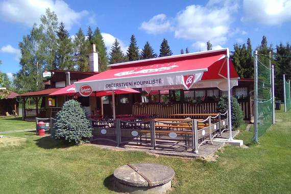 Ubytovna a restaurace U Stadionu foto 2