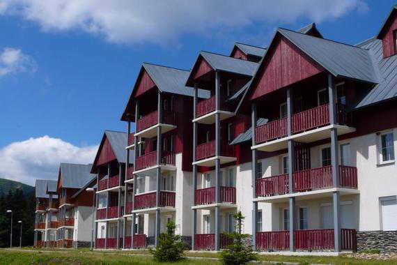 Horní Mísečky - apartmány