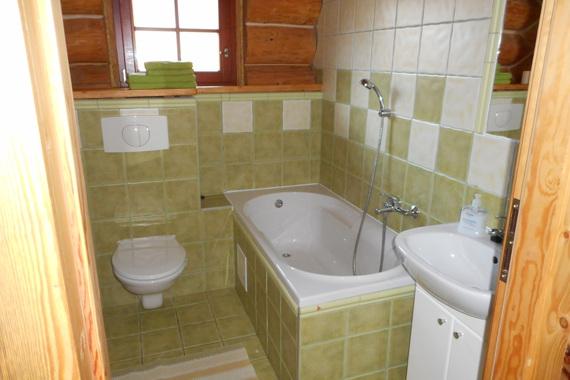 Penzion ve Srubu Horní Radechová foto 6