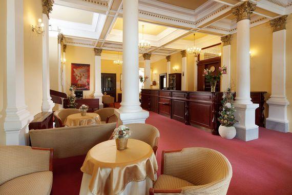 LÁZEŇSKÝ HOTEL SAVOY foto 9
