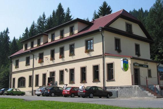 Hotel Salajka - Horní Lomná foto 1