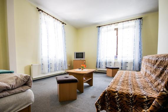Hotel Salajka - Horní Lomná foto 5
