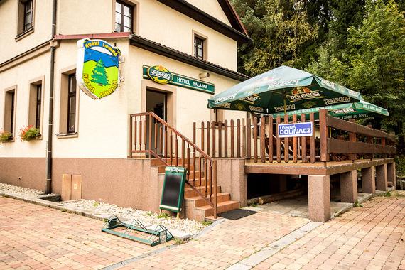 Hotel Salajka - Horní Lomná foto 9