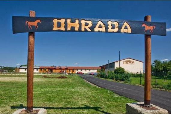 Penzion a wellness centrum Ohrada foto 1