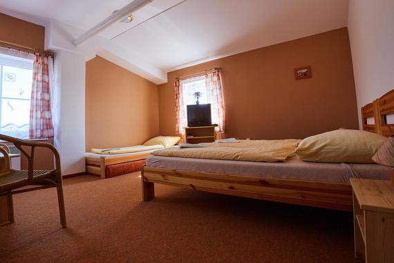 Penzion a wellness centrum Ohrada foto 27