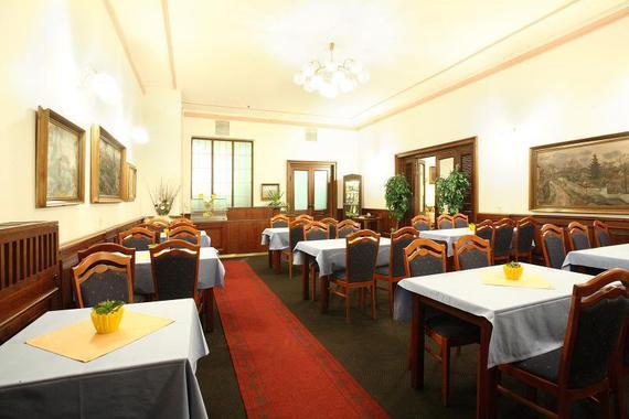 Hotel U Černého orla Telč foto 6