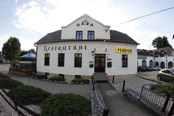 Penzion Restaurant Oáza - Ing. Jaromír Šavelka foto 2