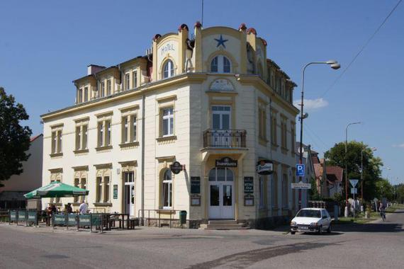 Hotel Modrá Hvězda foto 6