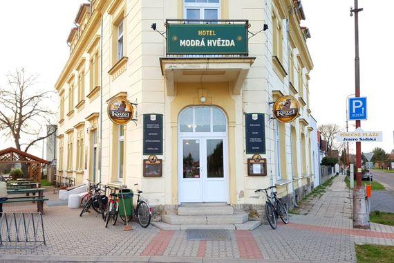 Hotel Modrá Hvězda foto 1