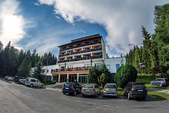 Hotel Kamzík foto 2