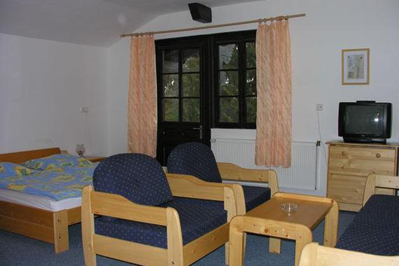 Lovecký zámeček Kladská - Hotel Garni foto 10