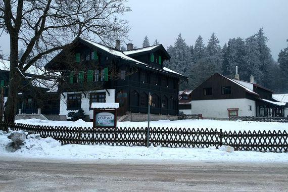 Lovecký zámeček Kladská - Hotel Garni foto 15