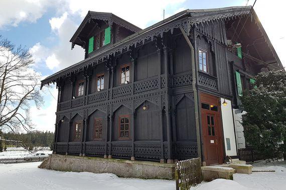 Lovecký zámeček Kladská - Hotel Garni foto 17