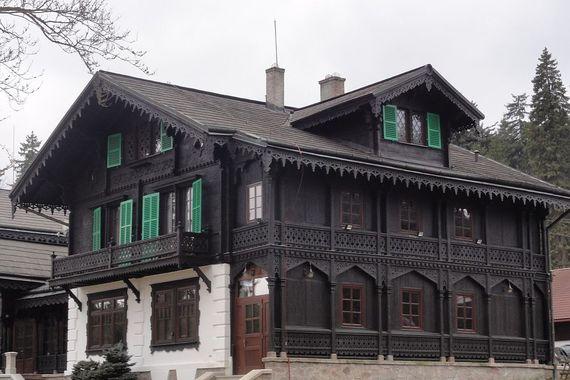 Lovecký zámeček Kladská - Hotel Garni foto 18