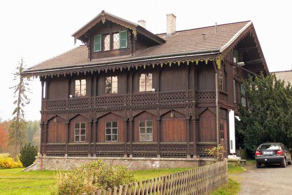 Lovecký zámeček Kladská - Hotel Garni foto 19