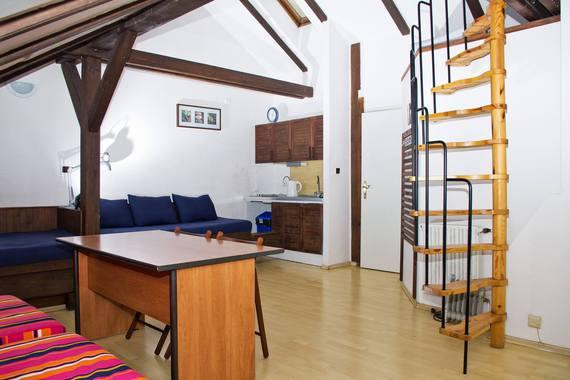 Apartmány Železná foto 8