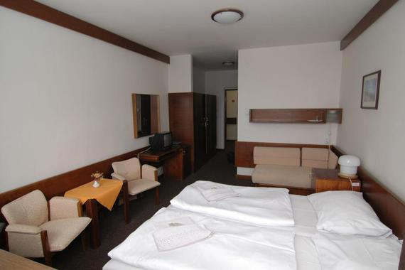 Hotel Barbora foto 12