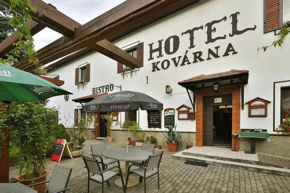 Hotel Kovárna foto 2