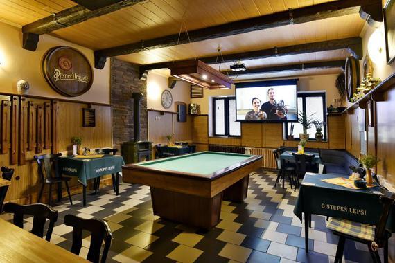 Hotel Kovárna foto 14