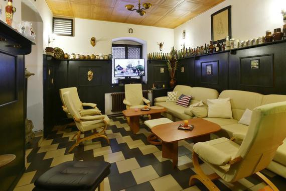 Hotel Kovárna foto 15