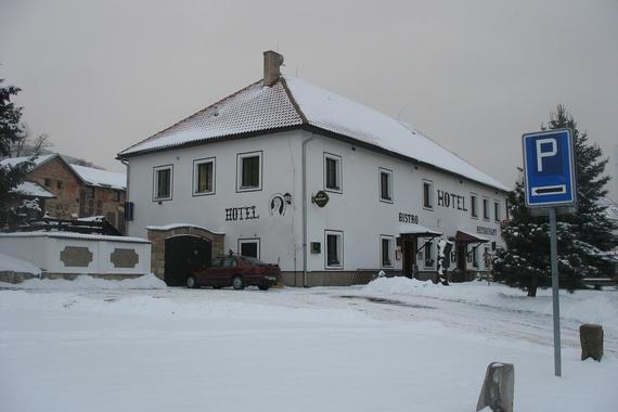 Hotel Kovárna foto 16