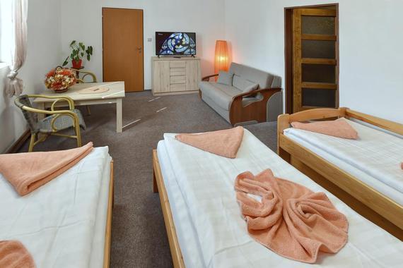 Hotel Kovárna foto 10