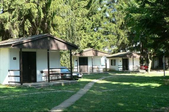 Chatový tábor Jinolice foto 1
