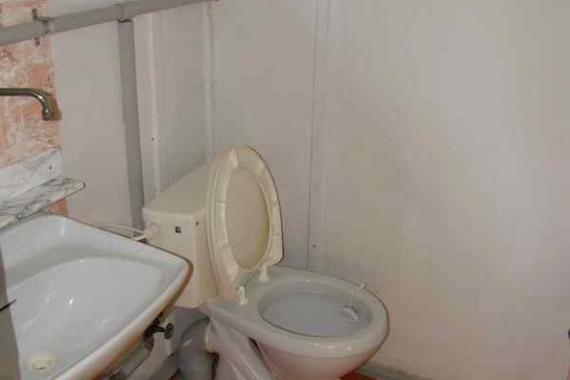 WC v chatě